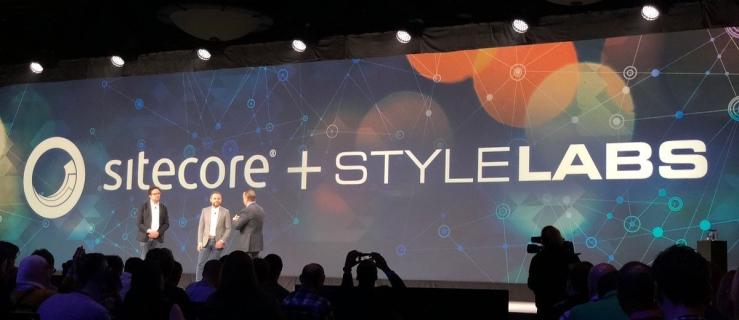 Sitecore aquires StyleLabs