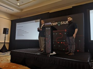 Presenting the Sitecore-D365 connector at Symposium 2019