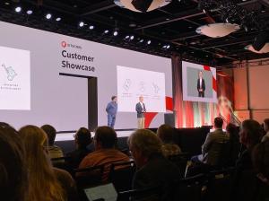 Sitecore Symposium 2019 customer showcase